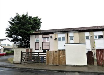 Thumbnail 3 bed terraced house for sale in Staverley Road, Peterlee, Durham