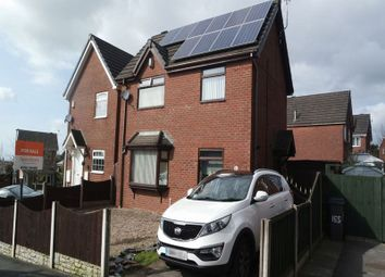 Thumbnail 3 bed detached house for sale in Forrister Street, Meir Hay, Stoke-On-Trent
