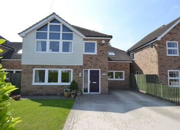 Thumbnail 4 bed detached house for sale in Rayham Road, Whitstable