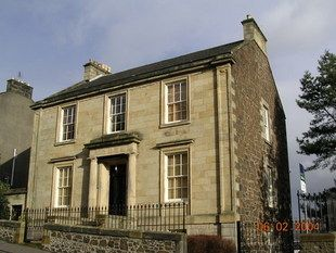 Thumbnail 1 bed flat to rent in Irvine Place, Stirling