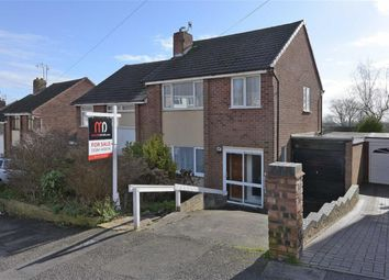 Thumbnail 3 bedroom semi-detached house for sale in Longfellow Road, Lower Gornal, Dudley, West Midlands