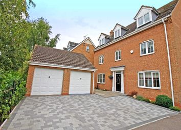 Thumbnail 5 bed detached house for sale in Vokes Street, Peterborough