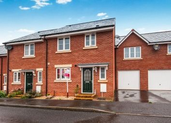 Thumbnail 3 bed semi-detached house to rent in Webbers Way, Tiverton