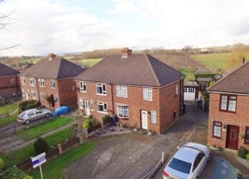 Thumbnail 3 bed semi-detached house for sale in Pratling Street, Aylesford