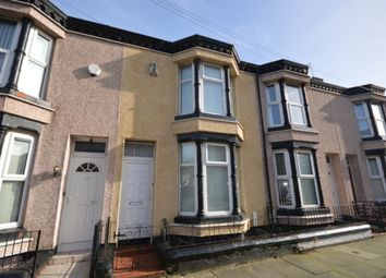 Thumbnail 2 bed terraced house to rent in Southey Street, Bootle