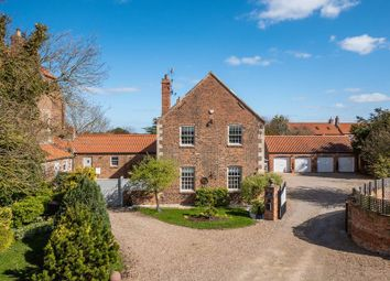 Thumbnail 5 bed country house for sale in Tockwith Road, Long Marston, York