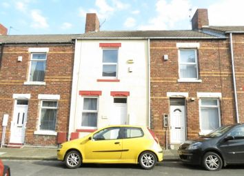 Thumbnail 2 bedroom terraced house for sale in Third Street, Blackhall Colliery, Hartlepool
