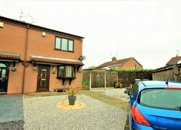 Thumbnail 2 bed semi-detached house for sale in Fair View, Mansfield Woodhouse, Mansfield