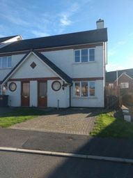 Thumbnail 2 bed semi-detached house to rent in Thomas Keig Road, Douglas, Isle Of Man