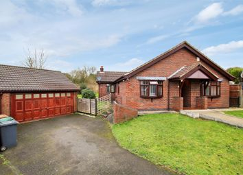 Thumbnail 3 bed detached bungalow to rent in Newhall, Swadlincote, Derbyshire
