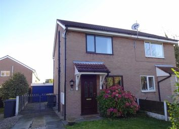 Thumbnail 2 bed semi-detached house to rent in Greenfield Way, Ingol, Preston