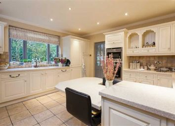 Thumbnail 5 bed detached house for sale in North Road, Glossop, Derbyshire