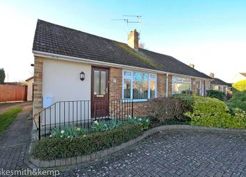 Thumbnail 2 bed semi-detached bungalow for sale in Laggan Road, Maidenhead