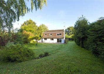 Thumbnail 4 bed detached house to rent in Pine View Close, Chilworth, Guildford, Surrey