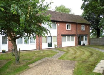 Thumbnail 2 bed barn conversion to rent in Main Road, Betley, Crewe