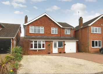 Thumbnail 5 bed detached house for sale in Park View, Sharnford, Hinckley