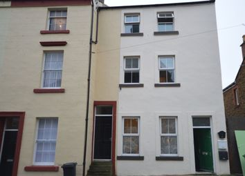 Thumbnail 1 bed flat to rent in Kirkby Street, Maryport