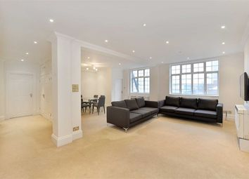 Thumbnail 3 bed flat to rent in Strathmore Court, London