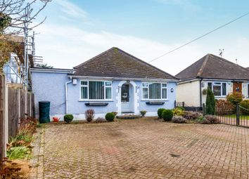 Thumbnail 2 bed detached bungalow for sale in Watford Road, Chiswell Green, St.Albans