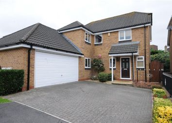 Thumbnail 4 bedroom detached house for sale in Empire Crescent, Hanham, Bristol