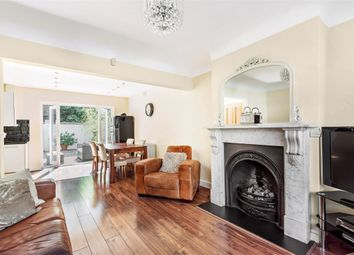 Thumbnail 4 bed terraced house for sale in Riverside Drive, Mitcham, Surrey