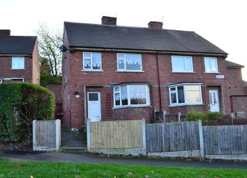 Thumbnail 3 bed semi-detached house to rent in Ridgeway, Rotherham