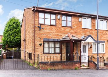 Thumbnail 3 bed semi-detached house for sale in Owen Street, St. Helens
