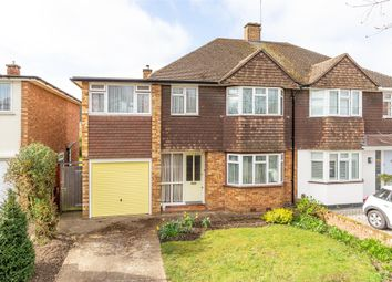 Thumbnail 4 bed detached house for sale in York Gardens, Walton-On-Thames, Surrey