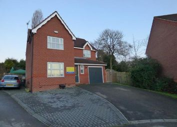 Thumbnail 4 bed detached house for sale in Kedleston Close, Huthwaite, Sutton-In-Ashfield, Nottinghamshire