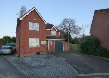Thumbnail 4 bedroom detached house for sale in Kedleston Close, Huthwaite, Sutton-In-Ashfield, Nottinghamshire