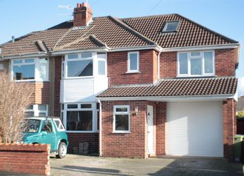 Thumbnail 5 bed semi-detached house for sale in Maytree Close, Headley Park, Bristol