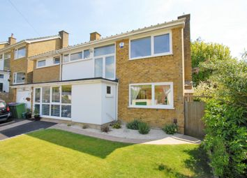 Thumbnail 4 bed detached house for sale in Lower Blackhouse Hill, Hythe