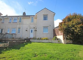 Thumbnail 3 bed end terrace house for sale in Ladysmith Road, Mount Gould, Plymouth.