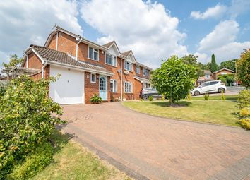 Thumbnail 3 bed semi-detached house for sale in Barratts Croft, Brierley Hill, West Midlands