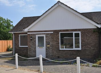 Thumbnail 2 bed semi-detached bungalow for sale in Post Mill Crescent, Grundisburgh