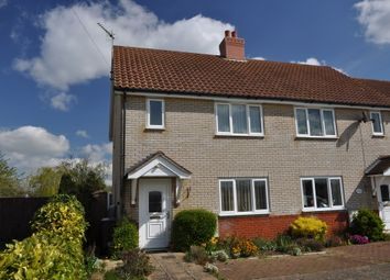 Thumbnail 3 bedroom semi-detached house for sale in Fiske Pightle, Willisham, Ipswich