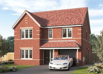 Thumbnail 4 bed property for sale in Leger Way, Intake, Doncaster