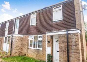 Thumbnail 3 bed end terrace house for sale in Fullerburn Court, Northampton