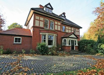 Thumbnail 6 bed detached house for sale in Whitbarrow Road, Lymm