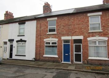 Thumbnail 2 bed terraced house to rent in Sharman Road, Northampton