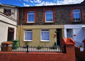 Thumbnail 2 bed flat for sale in High Street, Llanbradach, Caerphilly
