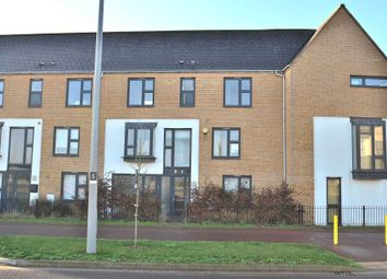 Thumbnail 5 bed town house to rent in Newport Road, Broughton, Milton Keynes