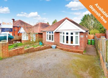 Thumbnail 3 bed detached bungalow to rent in Copsewood Road, Southampton