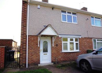 Thumbnail 2 bed semi-detached house to rent in Osmund Road, Eckington, Sheffield