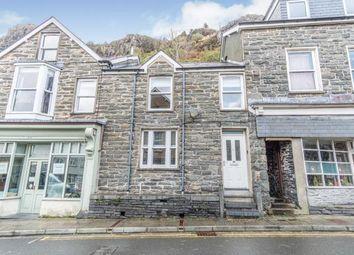 Thumbnail 2 bed terraced house for sale in Church Street, Blaenau Ffestiniog, Gwynedd