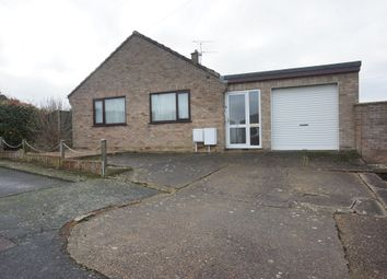 Thumbnail 3 bed detached bungalow for sale in Tower Mill Road, Bungay