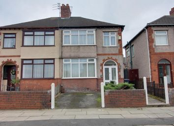 Thumbnail 3 bed semi-detached house to rent in Ennerdale Drive, Litherland, Liverpool