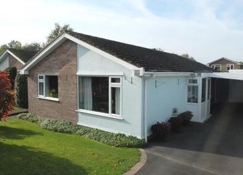 Thumbnail 3 bed bungalow for sale in Spring Grove, Ledbury, Herefordshire
