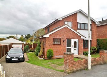 Thumbnail 3 bed detached house for sale in Marcella Crescent, Marchwiel, Wrexham