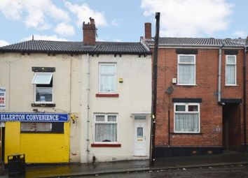 Thumbnail 2 bedroom terraced house for sale in Ellerton Road, Sheffield, South Yorkshire
